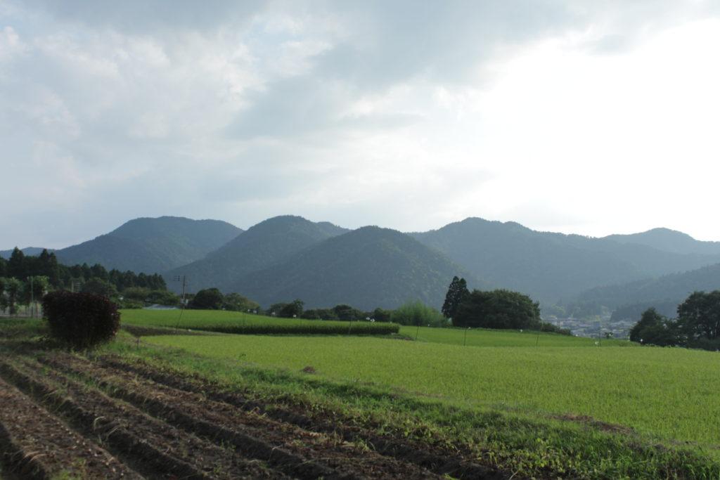京都大原の風景
