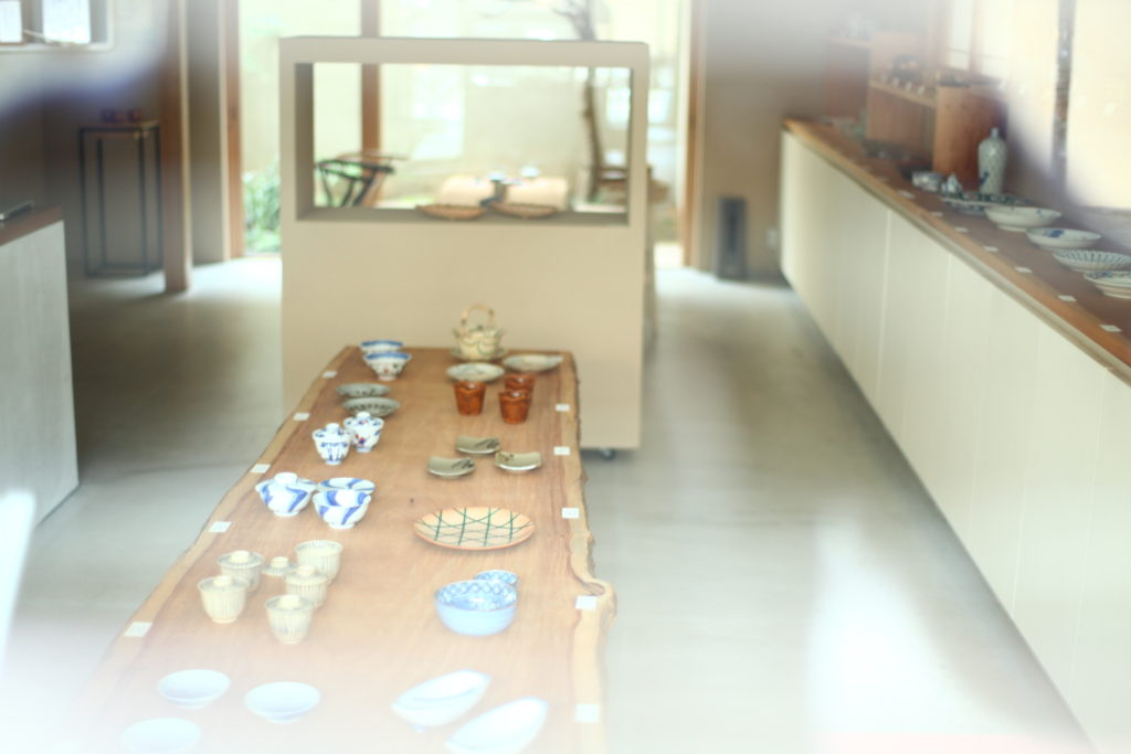 Gallery Nisui ギャラリー而水