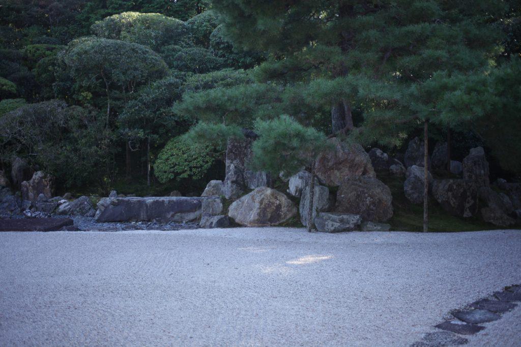 金地院 鶴亀の庭 小堀遠州作