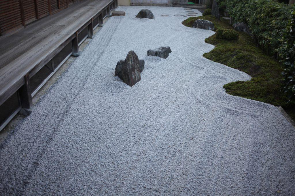 瑞峯院(ずいほういん)閑眠庭