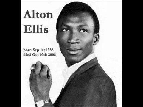 Alton Ellis(アルトン・エリス)