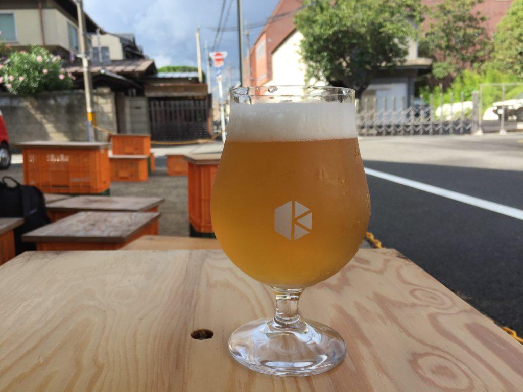 暑中見舞い_京都醸造