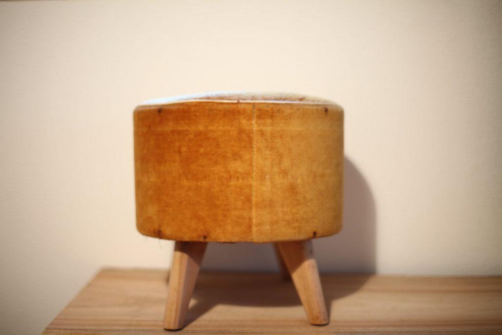 骨董市 椅子